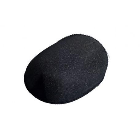 Подплечики обтянутые реглан твердые РОТ13 цв.черный уп.=100пар