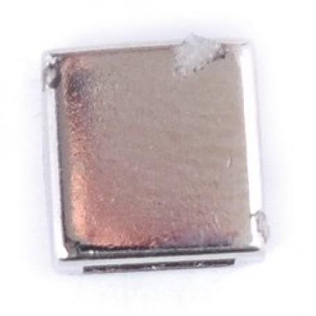 Декоративное украшение металлическое арт.МТ/1315 шир.05мм цв.никель
