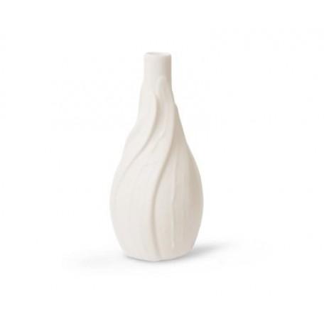 Ваза керамическая арт.BL0130114 белая 20,5см