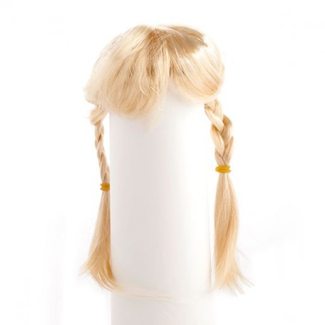 Волосы для кукол арт.КЛ.20101 П50 (косички)
