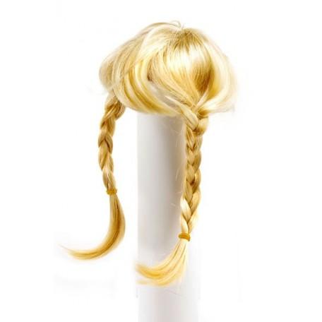 Волосы для кукол арт.КЛ.20538 П80 (косички)