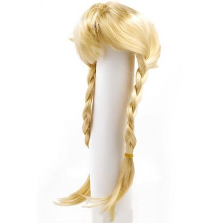 Волосы для кукол арт.КЛ.20543 П100 (косички)