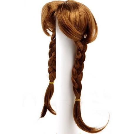 Волосы для кукол арт.КЛ.20545 П100 (косички)