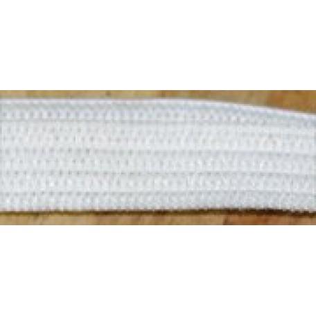 Резинка вязаная арт.ТВ-15мм цв.белый упак.40м А