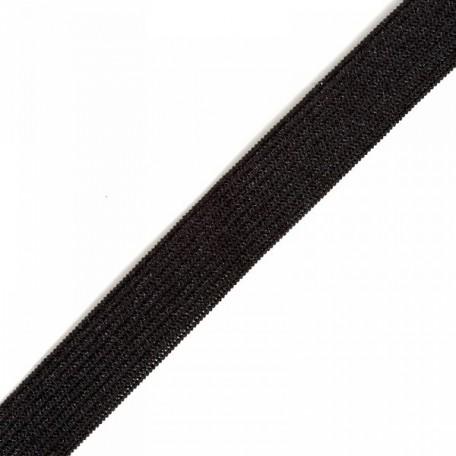 Резинка вязаная арт.ТВ-15мм цв.черный упак.40м А