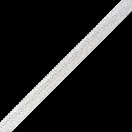 Резинка вязаная арт.ТВ-20мм цв.белый упак.40м A