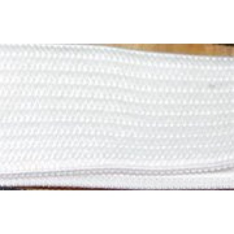 Резинка вязаная арт.ТВ-25мм цв.белый упак.40м А