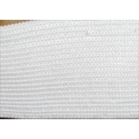Резинка вязаная арт.ТВ-40мм цв.белый упак.40м A