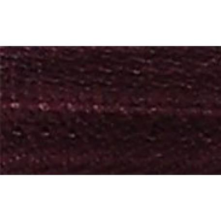 Молния пласт. юбочная с кордом №3 18см цв.175 т.бордовый