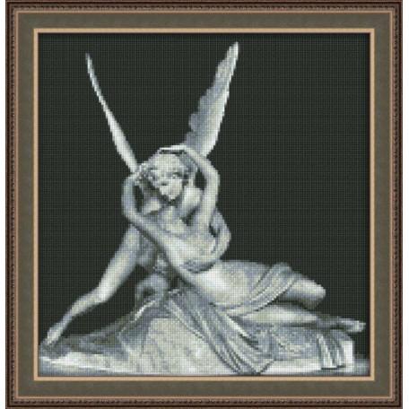 Набор для вышивания 'Юнона' арт.0101 'Амур и Психея' 29х30см