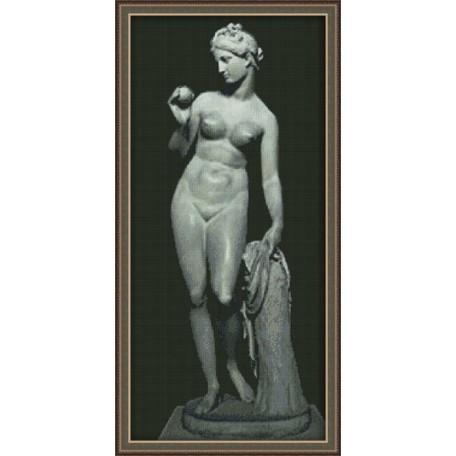 Набор для вышивания 'Юнона' арт.0106 'Венера' 25,7х56см