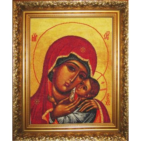 Набор для вышивания 'Юнона' арт.0203 'Богородица Касперовская' 28х35,5см