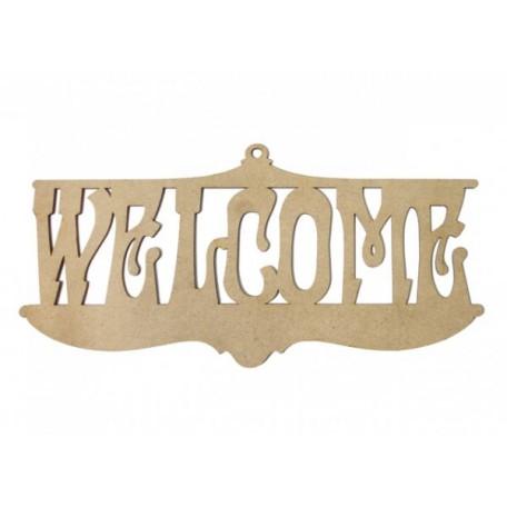 Бирочка арт.CH.8175 'Welcome'