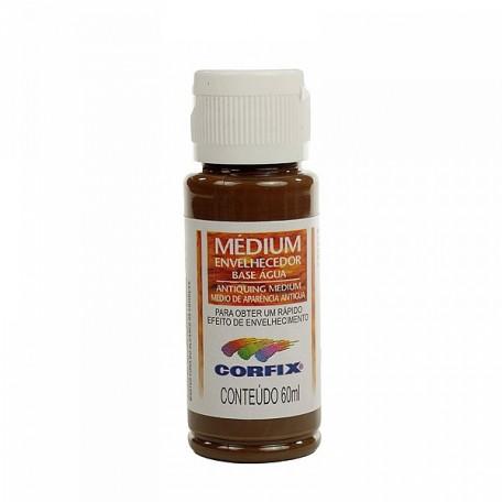 CFX.49080.354 Corfix Медиум для состаривания Medium Envelhecedor 354 темный шоколад 60 мл