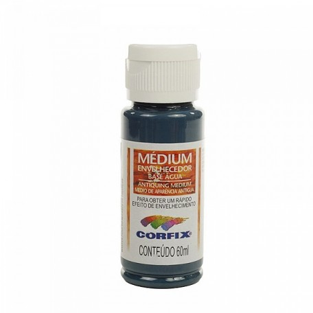 CFX.49080.386 Corfix Медиум для состаривания Medium Envelhecedor 386 синяя ночь 60 мл